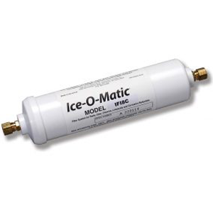 Ice-O-Matic Single Inline Filter