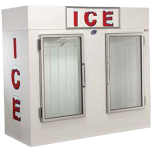 Indoor Ice Merchandiser