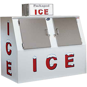 Outdoor Ice Merchandiser