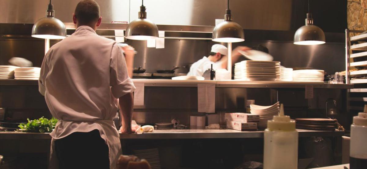 food service kitchen