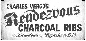 Memphis Ice Machine Company Client Rendezvous logo