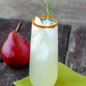 ginger snap pearl ice drink