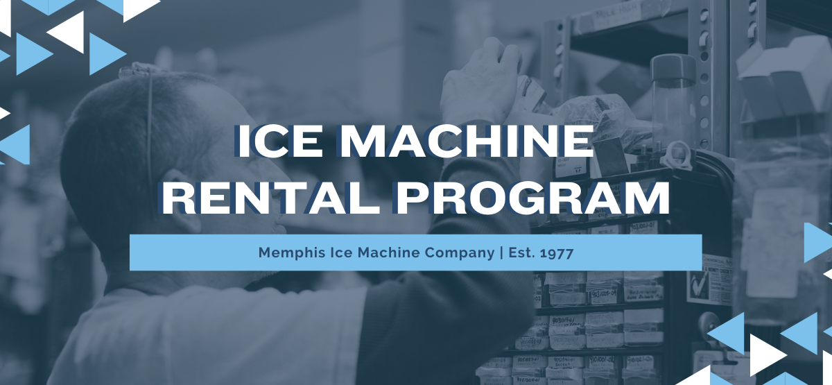 ice machine rental program