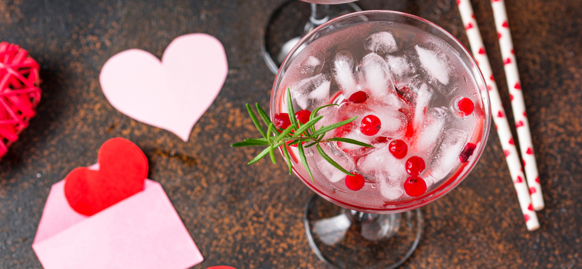 Valentine's Day drinks