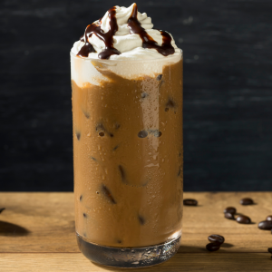 Iced Cafe Mocha drink