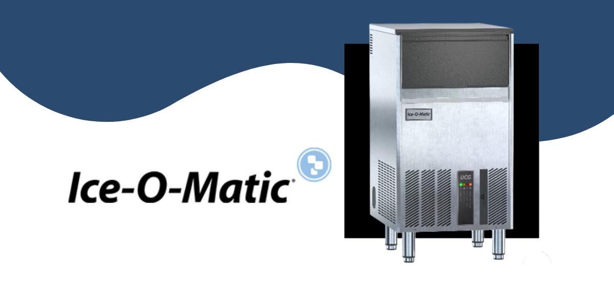 Ice-O-Matic UGC undercounter ice machine