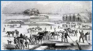 Gleason, Frederick, et al. Gleason's Pictorial. Boston, Mass.: F. Gleason, to 1854, 1852.